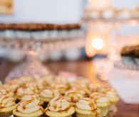 Whimsical Smog Shoppe Wedding Dessert