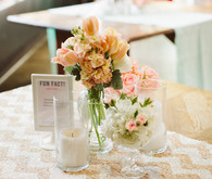 Whimsical Smog Shoppe Wedding