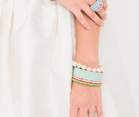 Modern, Colorful Jewelry