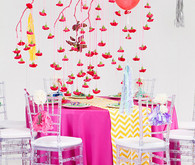 Modern, Colorful Wedding Ideas