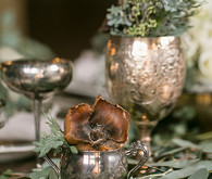 Winter Wedding Decor