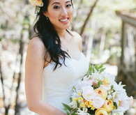 Whimsical California Bride
