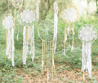 Modern Bohemian Wedding Decor