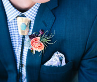 Southwestern groom attire