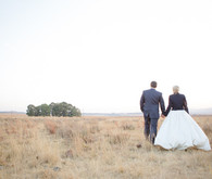 Colorful South African Wedding