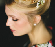 Braid wedding hairstyle