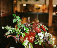 Dramatic Dutch Wedding Florals