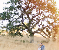 Malibu Sunset Engagement Shoot