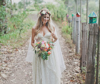 Colorful Bohemian Wedding