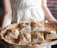 Intimate Restaurant Wedding Favors