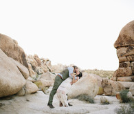 Intimate 20 Palms Wedding Portraits
