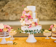 Modern Art Museum Wedding Cakes