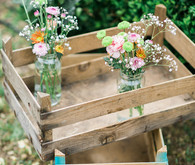 Vintage Portugal Wedding Decor