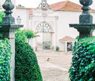 Vintage Portugal Wedding Venue