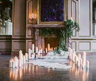 Romantic Luxe Wedding Decor