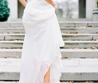 Tatyana Merenyuk wedding dress