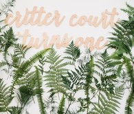 Fern backdrop