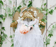 Baby girl party outfit