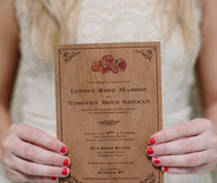 Organic Boho Wedding Inspiration