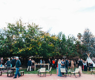 Ojai Rancho Inn wedding reception
