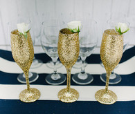 Gold Wedding Cocktails