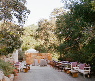 California vineyard wedding