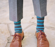 Groom shoes and socks