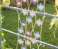 Southwest bohemian escort cards