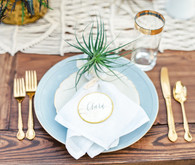 Modern Bohemian Wedding Inspiration