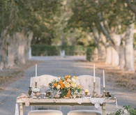 Summer Wedding Tablescape Ideas