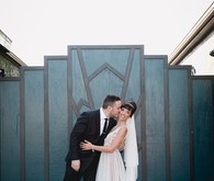 California Fig House wedding