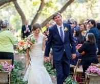 Santa Barbara Natural History Museum wedding