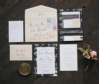 Industrial Wedding Invitations