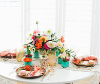 Easter Brunch Inspired Tablescape