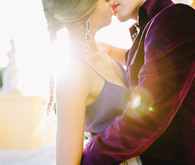 Modern Romeo & Juliet Wedding Portraits