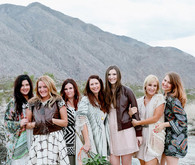 Palm Springs Bridesmaid