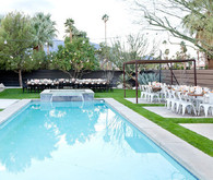 Palm Springs Wedding at Casa Verona