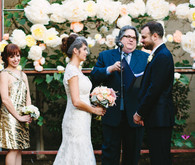 DIY Los Angeles Wedding Ceremony