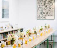 DIY Los Angeles Wedding Tablescape