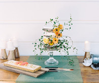 Light and airy modern wedding inspiration