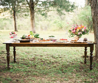 Nashville farm-to-table wedding inspiration