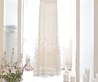 Kisui lace gown