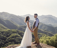 California golden hour portraits