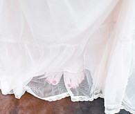 Tulle and toes