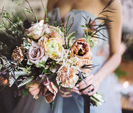 Rose and tulip bouquet