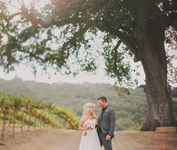 HammerSky Vineyards wedding portraits