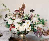 Intimate wedding florals