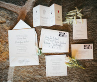 Mr Boddington Studio wedding invitations