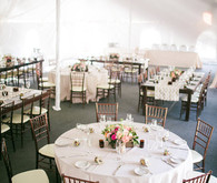 Mammoth wedding reception