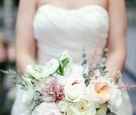 Light pink and white bouquet